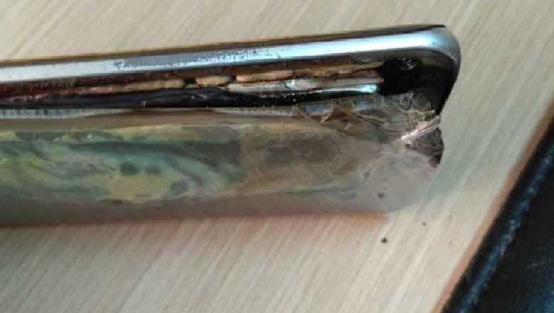 Samsung's Burning Phone Fiasco Strikes Again! This Time Its Galaxy