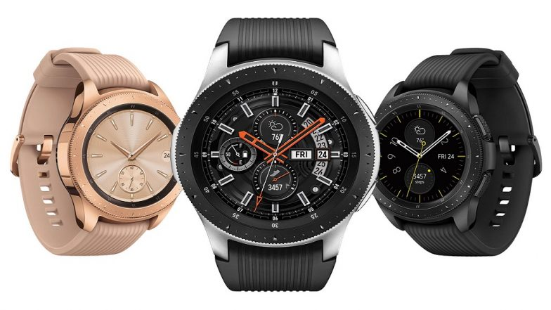 Samsung's New Galaxy Watch launched in India; Features Stress & Sleep Mentoring Functions