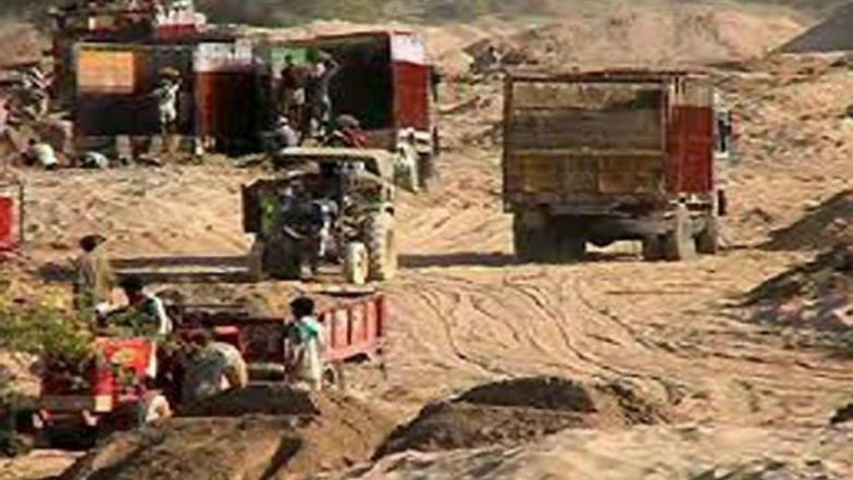 Palghar: Crackdown Against Sand Mafia Launched, 100 Booked, Over 43 Trucks Seized