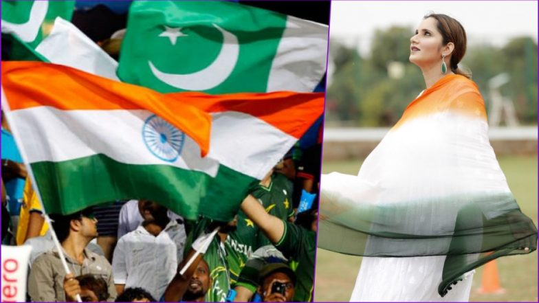 Sania Mirza Takes a Break From Social Media Due to India vs Pakistan Asia Cup 2018 Clash! Fear of Cricket Fans Masked As Trolls Worry Pregnant Tennis Player