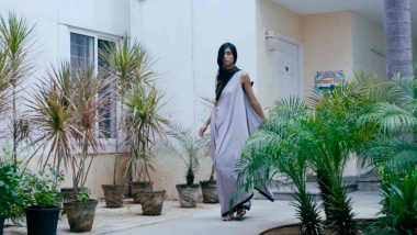 Not Sure How to Drape a Sari? This Designer's Sari Can Be Worn in Just Five Seconds! (Watch Video)