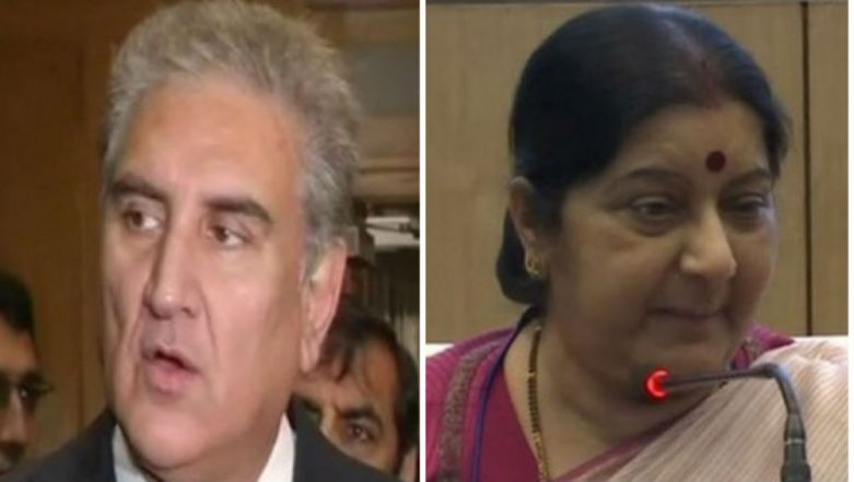 Pakistan Foreign Minister Shah Mehmood Qureshi to Skip OIC Meet Due to Sushma Swaraj's Presence as 'Guest of Honour'