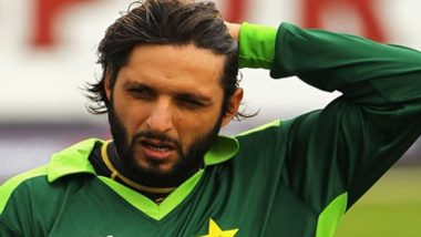 Shahid Afridi Disappointed by Pakistani Team After Losing to Bangladesh at Asia Cup 2018