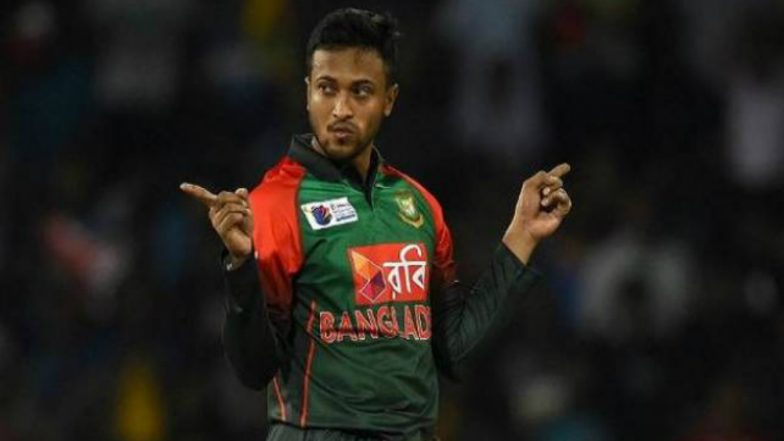 Ahead of ICC Cricket World Cup 2019 Bangladesh All-Rounder Shakib Al Hasan Expresses His Desire to Bat at No 3