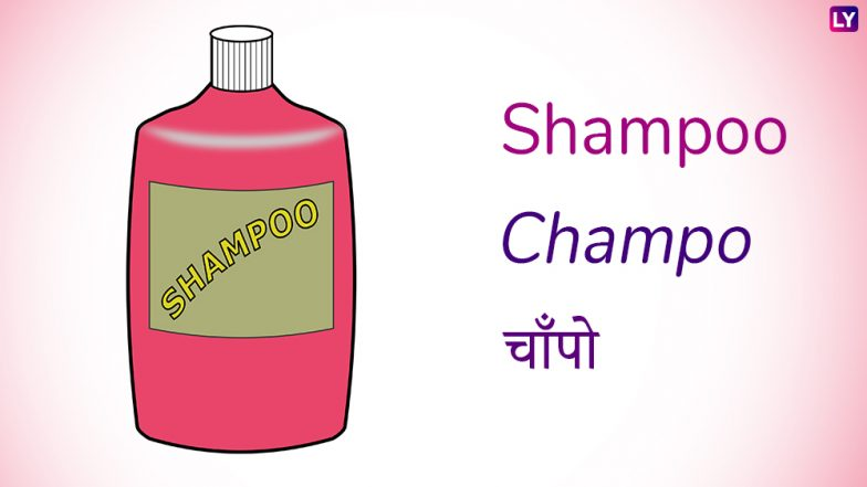Hindi Diwas 2018: Shampoo, Punch and Other English Words That You Didn't Know Are Derived From Hindi