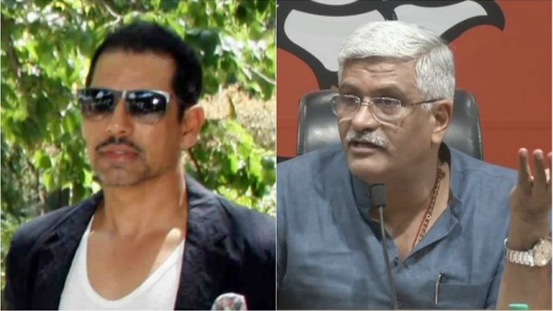 Rafale Deal Row: BJP Rakes Up Robert Vadra Angle, Says 'Agencies Probing His Links With Arms Dealer Sanjay Bhandari'