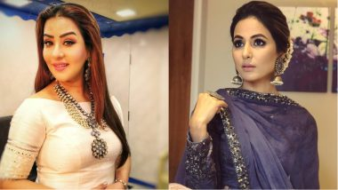 Wait, What? Shilpa Shinde Fans Are Apologising to Hina Khan For Not Supporting Her!