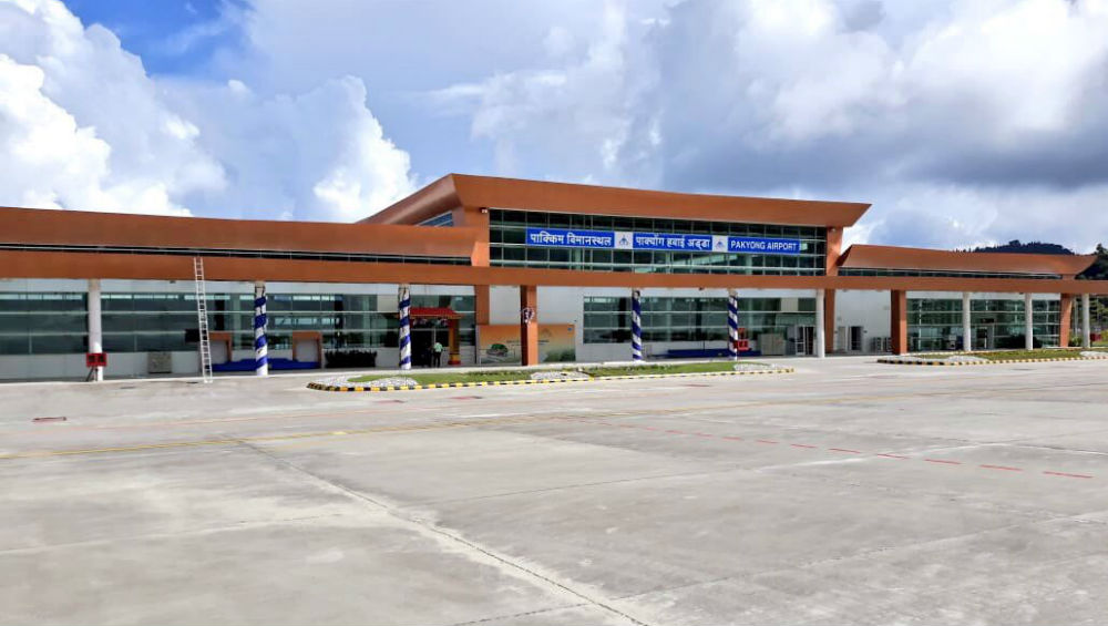 Sikkim's Pakyong Greenfield Airport