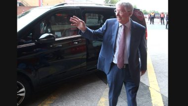 Sir Alex Ferguson Returns to Old Trafford After Successful Brain Hemorrhage Operation: Former Manchester United Boss To Watch Man United vs Wolves EPL Match (View Video)