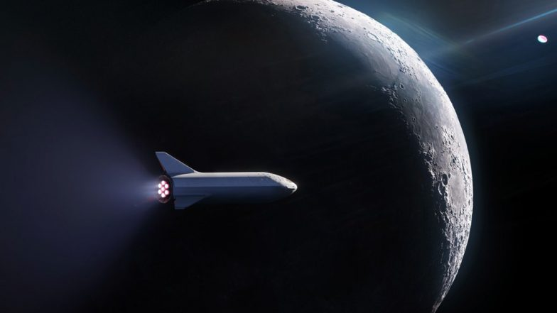 Trip to the Moon! Elon Musk's SpaceX Confirms a Trip Around the Moon With a Private Passenger