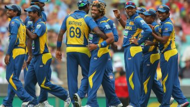 Sri Lanka Team for ICC World Cup 2019: Milinda Siriwardana, Jeevan Mendis & Jeffrey Vandersay Make a Comeback in Dimuth Karunaratne-Led 15-Man Squad for CWC19