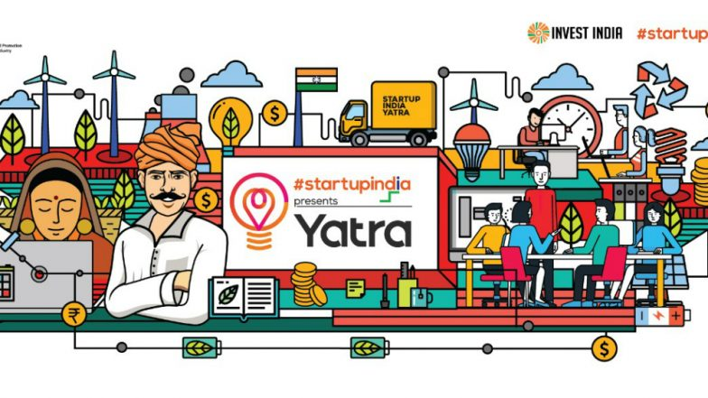 'Startup India Telangana Yatra' by TSIC to Begin From September 15