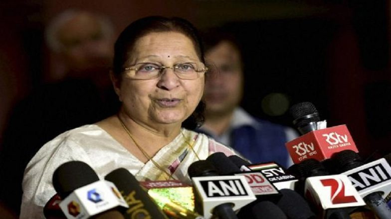 Women Safety Reports in India Focus Only on The Negative, Says Lok Sabha Speaker Sumitra Mahajan