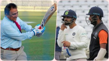 Sunil Gavaskar Questions Virat Kohli's Captaincy After 3-1 Series Loss Against England, Praises His Stupendous Batting Form