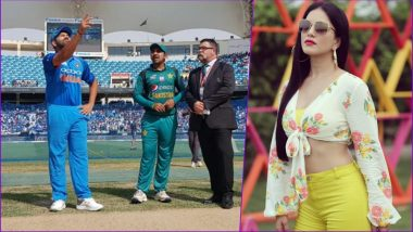 Sunny Leone Jumps on India vs Pakistan Asia Cup 2018 Clash Bandwagon, Posts a Fantasy Cricket Video Ad!