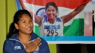 'Illegal' Timber Recovered From Asian Games Gold Medalist Swapna Barman's House by Forest Department