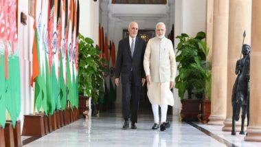 Afghan President Ashraf Ghani Concerned Over Growing IS Presence in Afghanistan