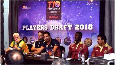 T10 League, 2018, Complete Squads: Players of Kerala Kings, Pakhtoons, Maratha Arabians, Bengal Tigers, Rajputs, Northern Warriors, Punjabi Legends, and Karachians Teams