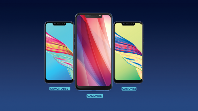 Chinese Mobile Company 'TECNO Mobile' Introduces 3 New Affordable Smartphones in India From Rs 8,999