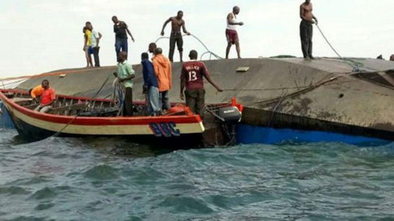 Tanzania Passenger Ferry Capsizes: Death Toll Rises to 126 After Boat Drowned in Lake Victoria