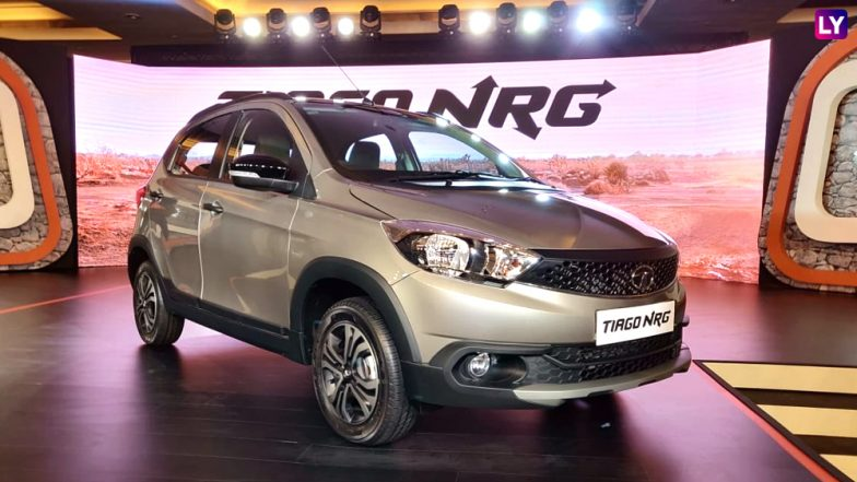 Tata Tiago NRG Crossover Launched in India at Rs 5.49 Lakh; Specifications, Features, Variants & Colours