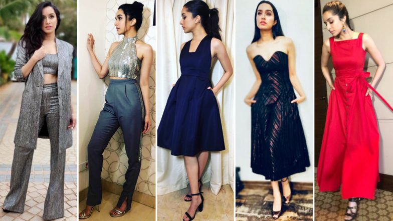 Shraddha Kapoor's Style File for Batti Gul Meter Chalu Promotions Was Distinctly Different Than Hers for Stree