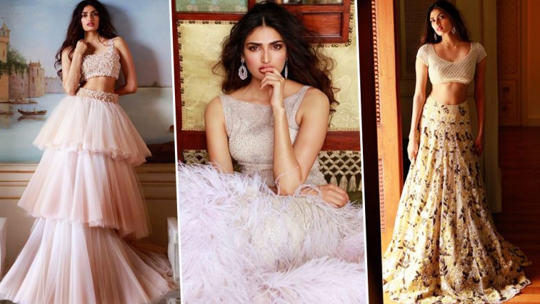 Athiya Shetty Looks Like a Modern Day Princess in Her New Photoshoot – View Pics