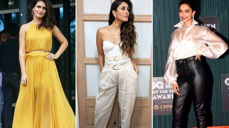 Style Diaries of this Week: Kareena Kapoor Khan, Fatima Sana Shaikh Best-Dressed And Deepika Padukone Worst-Dressed