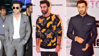 Ranbir Kapoor's Fashion Outings Prove 'One Should Dress Well, but Keep It Simple'