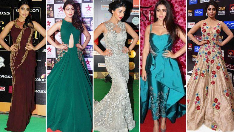 Happy Birthday Shriya Saran: 5 Times This Pretty Actress Made Us Go WOW!  View Pics