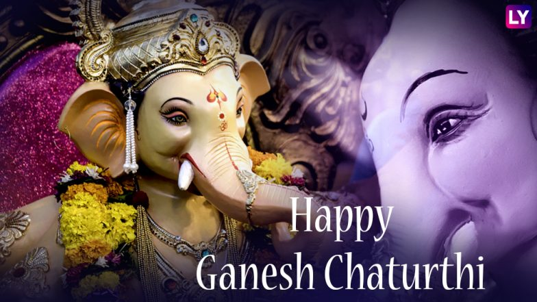 Ganeshotsav 2018 Wishes: Best WhatsApp Messages, GIF Images, Facebook Status & SMS to Send Happy Ganesh Chaturthi Greetings on Lord Ganesha's Birthday