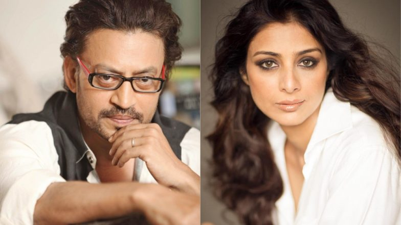 Did Tabu Reject Badhaai Ho Badhai Because of Irrfan Khan? Find Out