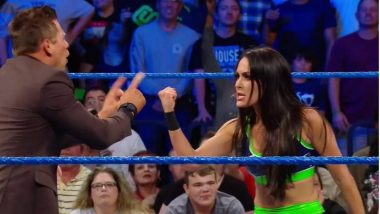 WWE SmackDown LIVE Results and Highlights, September 12, 2018: Randy Orton vs Jeff Hardy, Daniel Bryan and Brie Bella vs The Miz and Maryse Steal The Weekly Show!