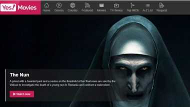 The Nun Full Movie Available To Download In Hindi Watch Free Online Leaked Plot Of R Rated Horror Film Ruins The Suspense For Movie Buffs Latestly
