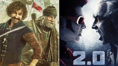 Aamir Khan-Katrina Kaif's Thugs of Hindostan or Rajinikanth-Akshay Kumar's 2.0 - Which Promo Impressed You The Most? Watch Video and Vote Now