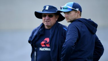 Ashes 2019: England Cricket Team Coach Trevor Bayliss Admits 'Stern' Chat With Players After Ireland Test