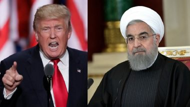 UNGA: U.S.'s Trump and Iran's Rouhani Slam Each Other and Exchange Threats