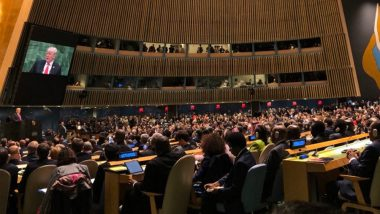 Has Trump Sounded The Death Knelll For Global Multi-Lateralism With His UNGA Speech?