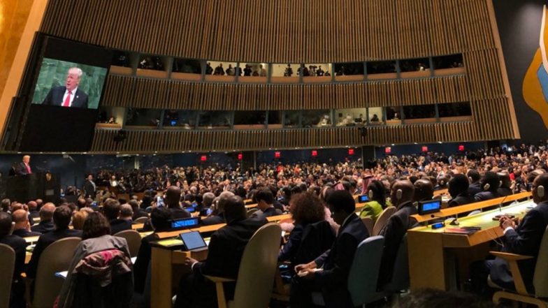 Has Trump Sounded The Death Knell For Global Multi-Lateralism With His UNGA Speech?