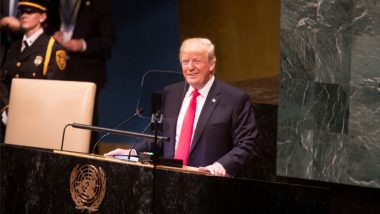 Donald Trump Brags At the UNGA and Gets Laughed at By Other World Leaders
