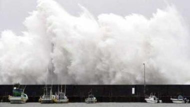 Typhoon Jebi Warning: Japan on Alert as Deadly Storm to Hit, 600 Flights Cancelled