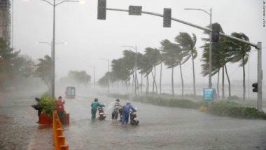 Hong Kong Raises Typhoon Alert to Highest Level as Mangkhut Approaches