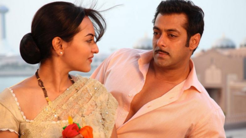 Salman Khan and Sonakshi Sinha Make An Exciting Announcement About Dabanng 3 as Dabanng Completes 8 Years Today