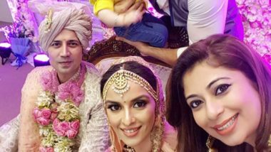 Sumeet Vyas and Ekta Kaul Are Now Officially Married! See FIRST Pics