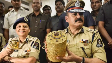 Hyderabad Nizam's Museum Theft Case: Two Arrested, Police Says Thief Used Nizam's Gold Tiffin Box to Eat Food Everyday