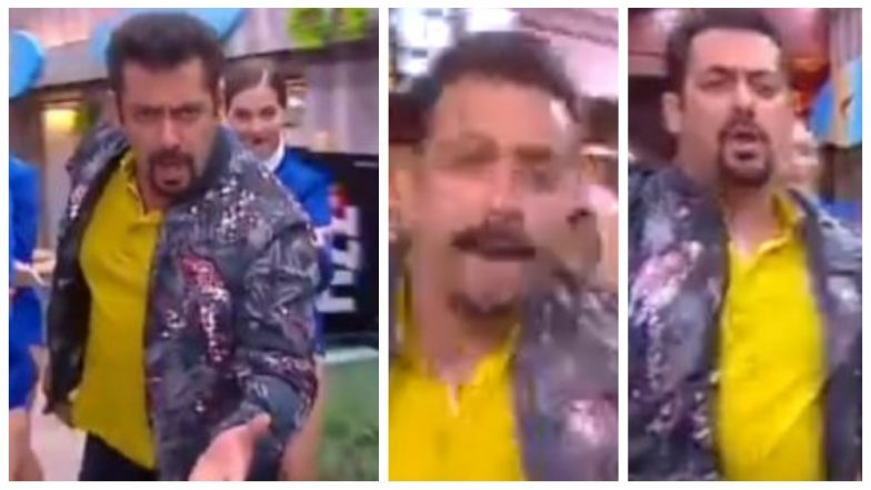 Bigg Boss 12 Grand Premiere: Is This Salman Khan's Look for Bharat? - Watch Video