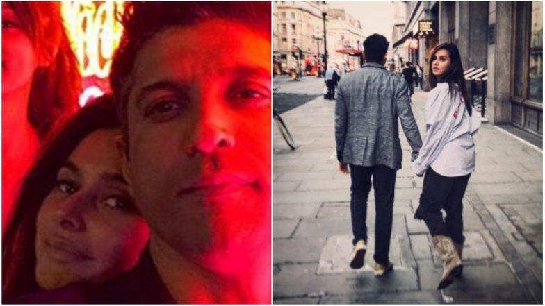 Farhan Akhtar CONFIRMS His Relationship With Shibani Dandekar With This Mushy Post - See Pic