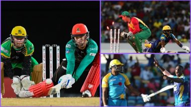 CPL 2018 Playoffs: Here's a Look at Teams Who Have Qualified for the Next Round of Caribbean Premier League T20 2018