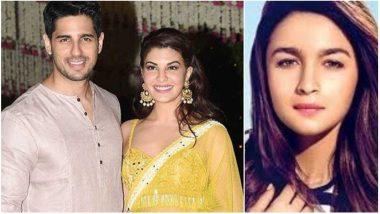 Alia Bhatt Takes a SLY Dig At Ex- Boyfriend Sidharth Malhotra on Koffee With Karan Season 6