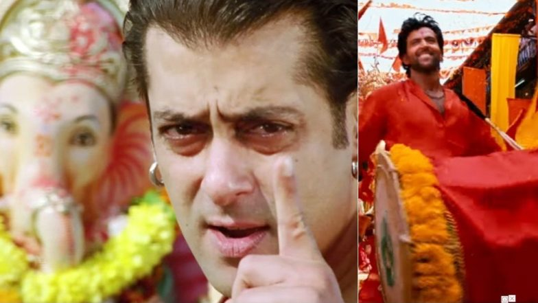 Salman Khan's Wanted, Hrithik Roshan's Agneepath: Bollywood Movies Whose Plot Twists Had a Connection with Ganesh Chaturthi